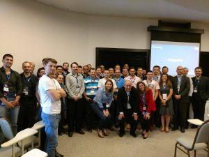 Participantes Etapa Blumenau